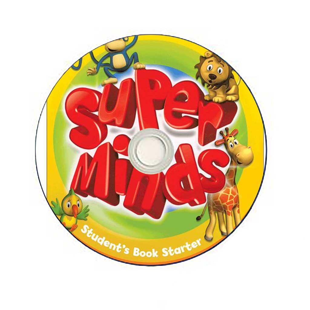 خرید                      کتاب Super Minds Starter اثر جمعی از نویسندگان انتشارات زبان مهر