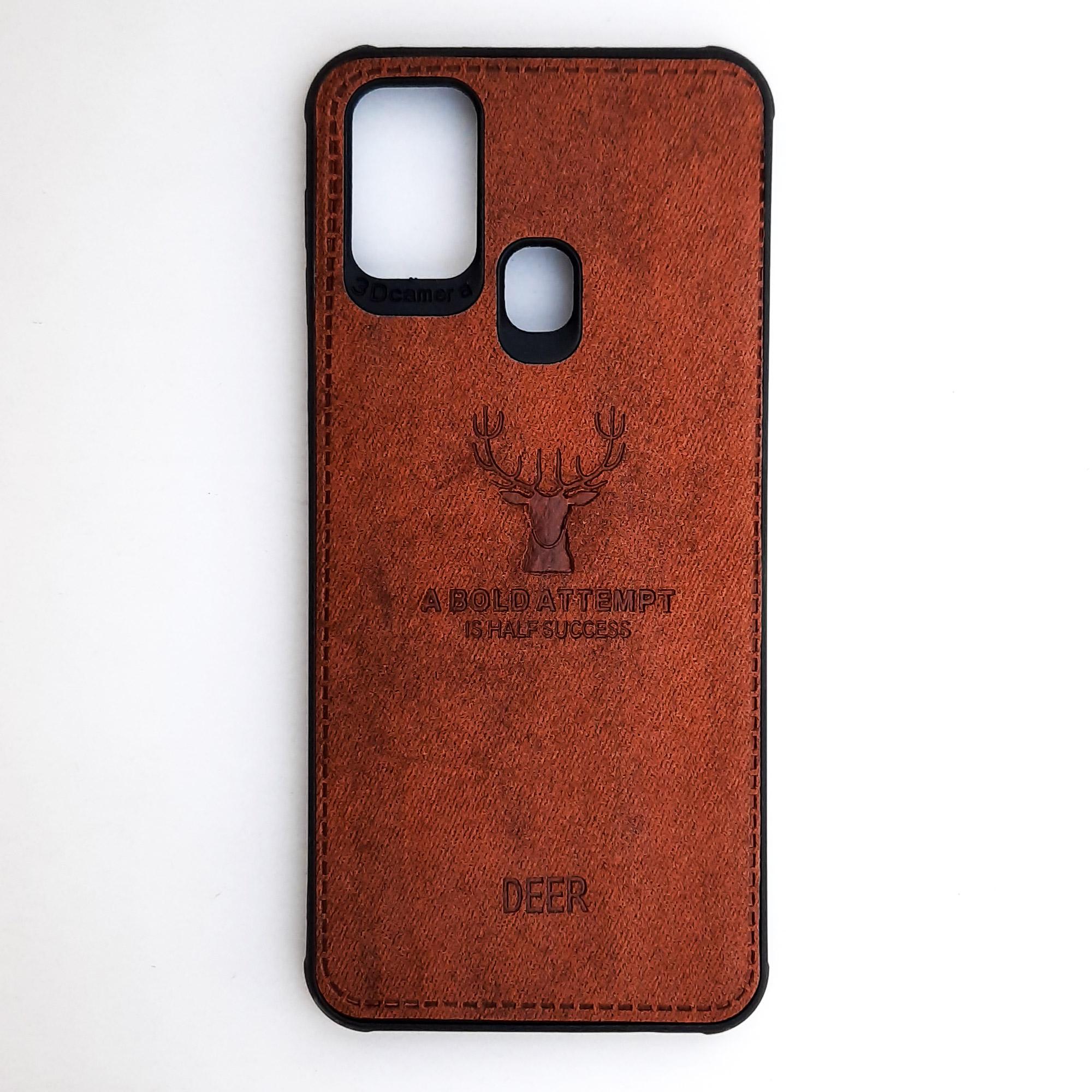 کاور مدل CO509 طرح گوزن مناسب برای گوشی موبایل سامسونگ Galaxy M31 main 1 6