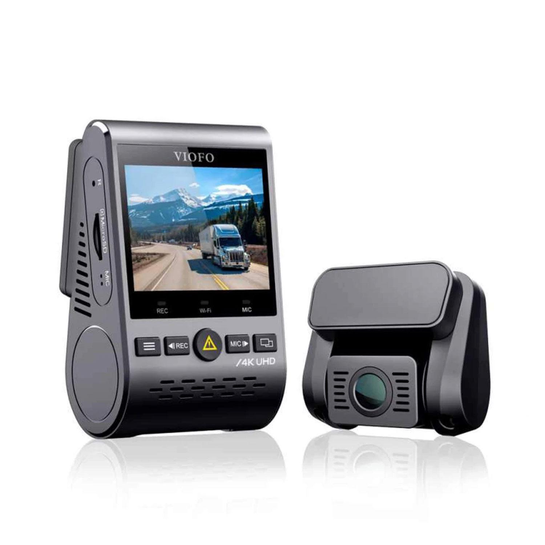 دوربین فیلم برداری خودرو وای فو مدل A129 Pro Duo