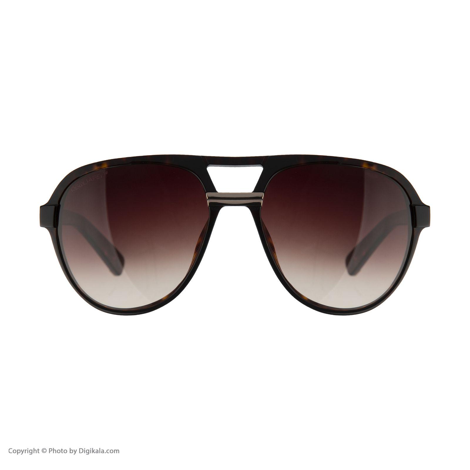 عینک آفتابی  دیسکوارد مدل 0070 -  - 5