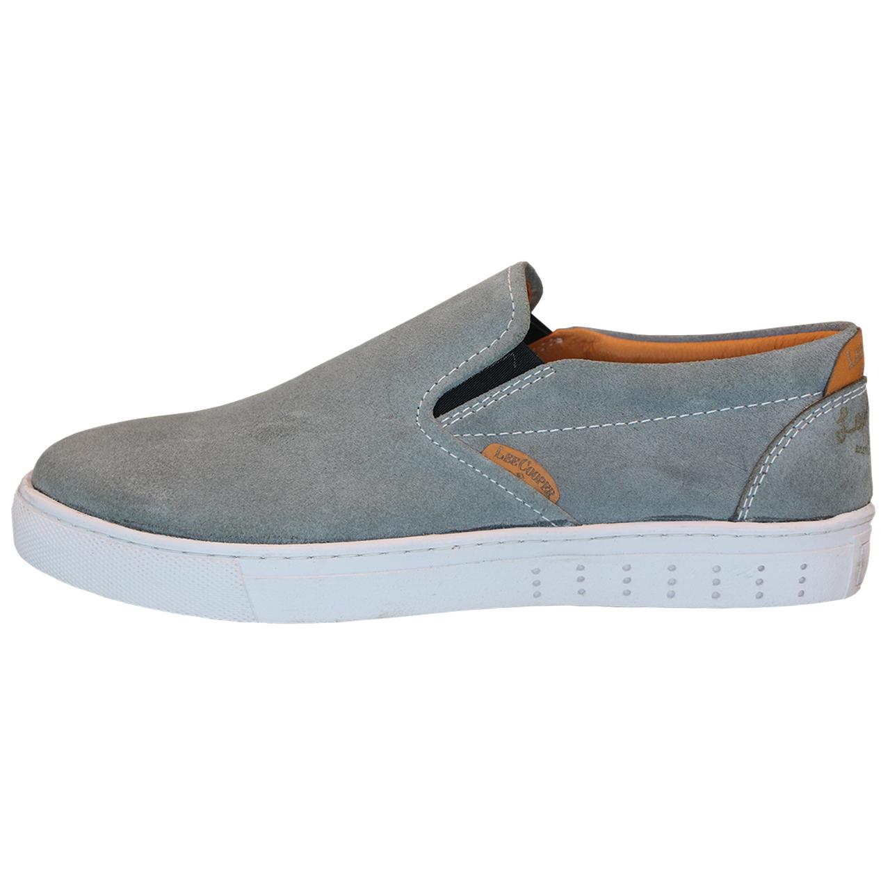 کفش روزمره مردانه لی کوپر مدل VeYrOn-L.GRY