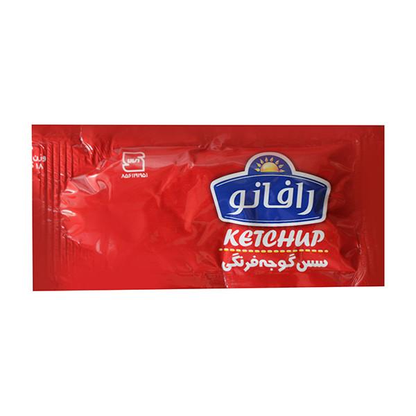 سس گوجه فرنگی رافانو - 18 گرم