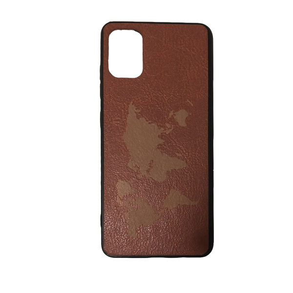 کاور طرح کره زمین مدل 103 مناسب برای گوشی موبایل سامسونگ Galaxy A51