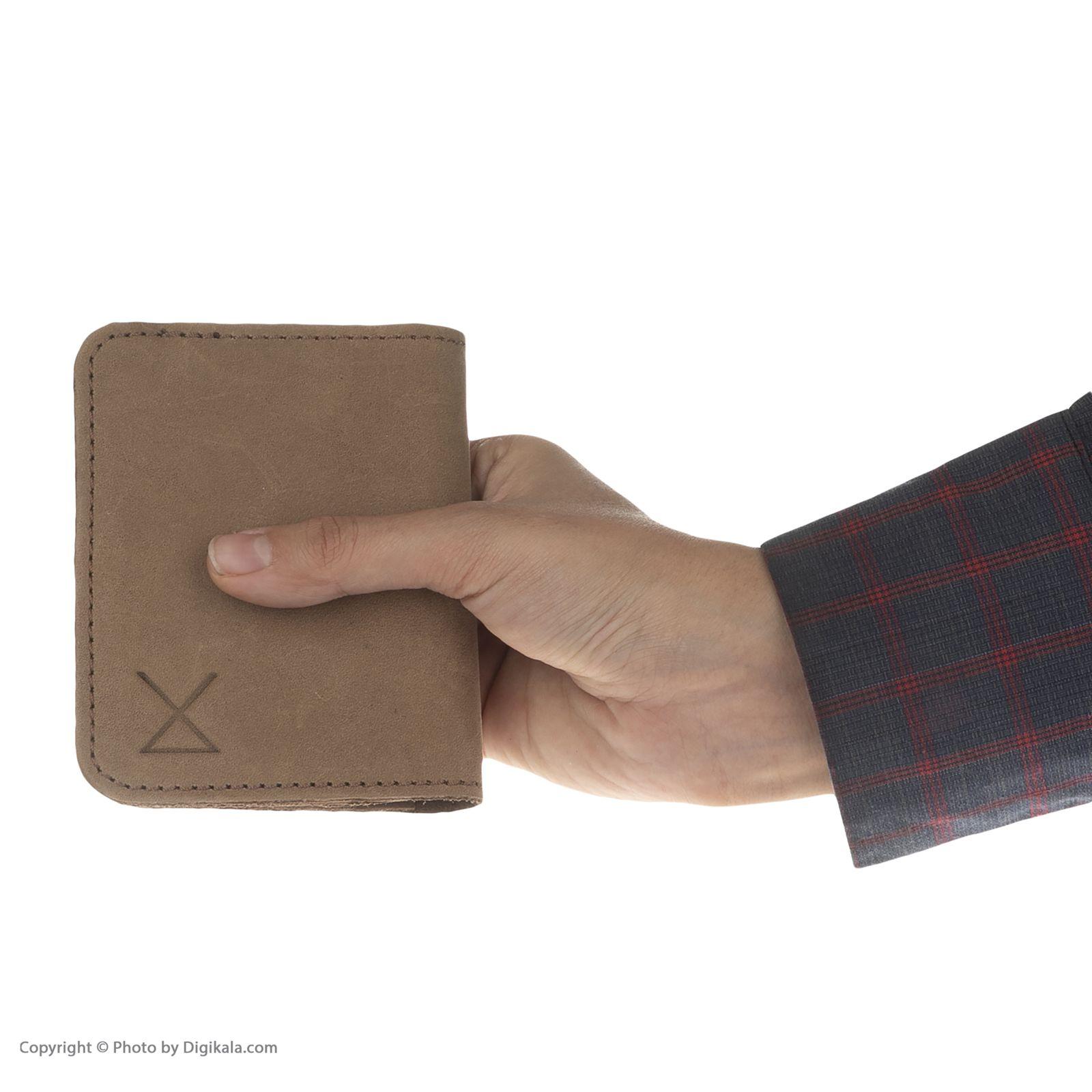 کیف پول مردانه چرم لانکا مدل CC-5-14 main 1 4