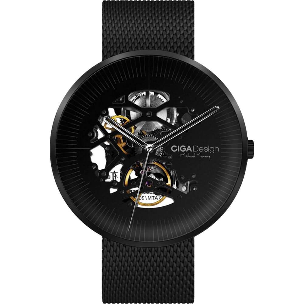 قیمت و خرید                      ساعت مچی عقربه ای سیگا دیزاین مدل Michael Young Series
