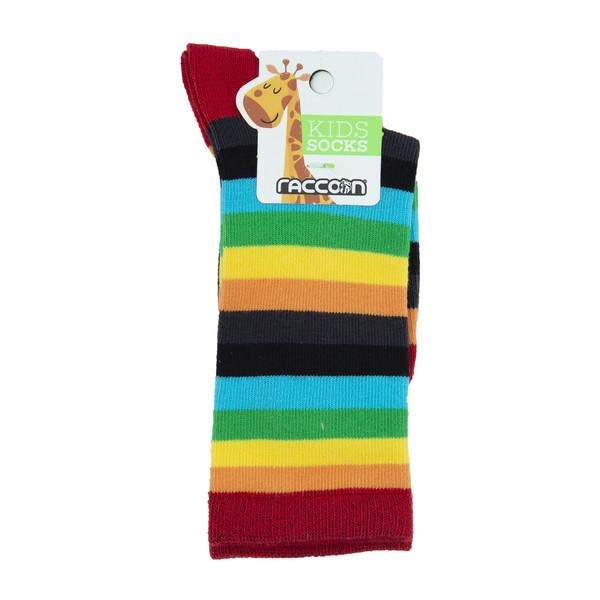 جوراب بچگانه راکون مدل 102147