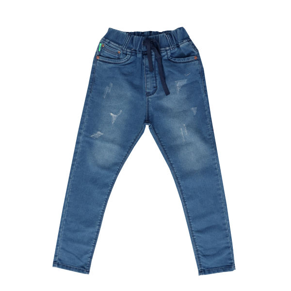 شلوار جین بچگانه مدل k000413