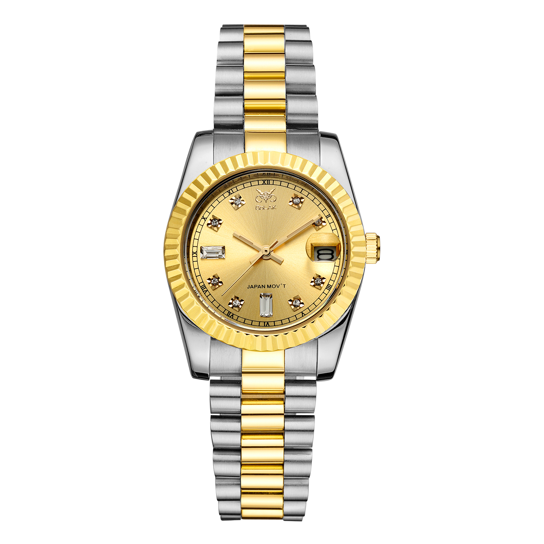 ساعت مچی عقربه ای زنانه اوبلاک مدل 72691              ارزان