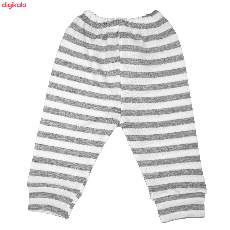 شلوار نوزادی کد ۵۰۸مجموعه ۲ عددی