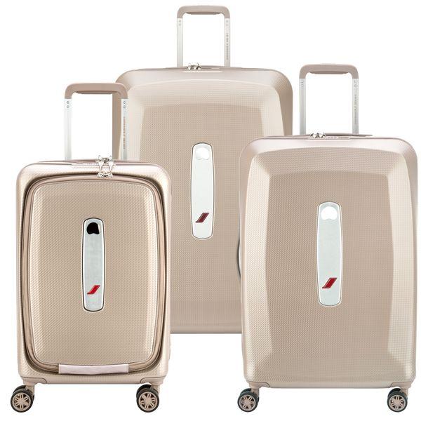 مجموعه 3 عددی چمدان دلسی مدل AIR FRANCE PREMIUM