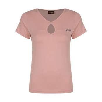 تی شرت ورزشی زنانه بی فور ران مدل 210327-80