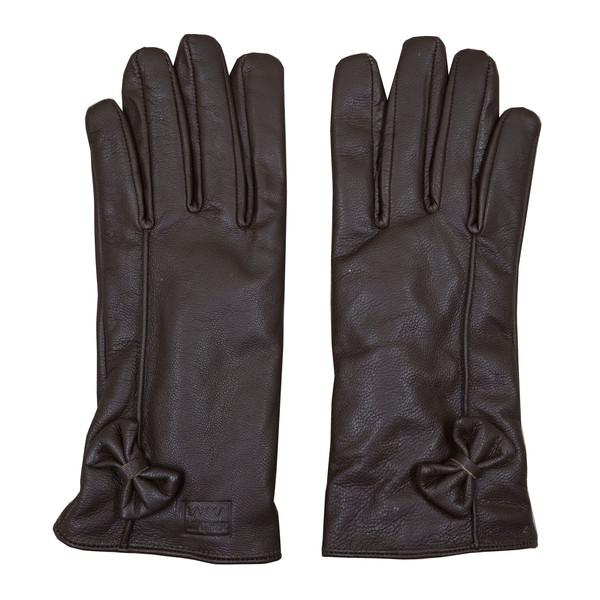 دستکش زنانه چرم لانکا مدل LGW-2