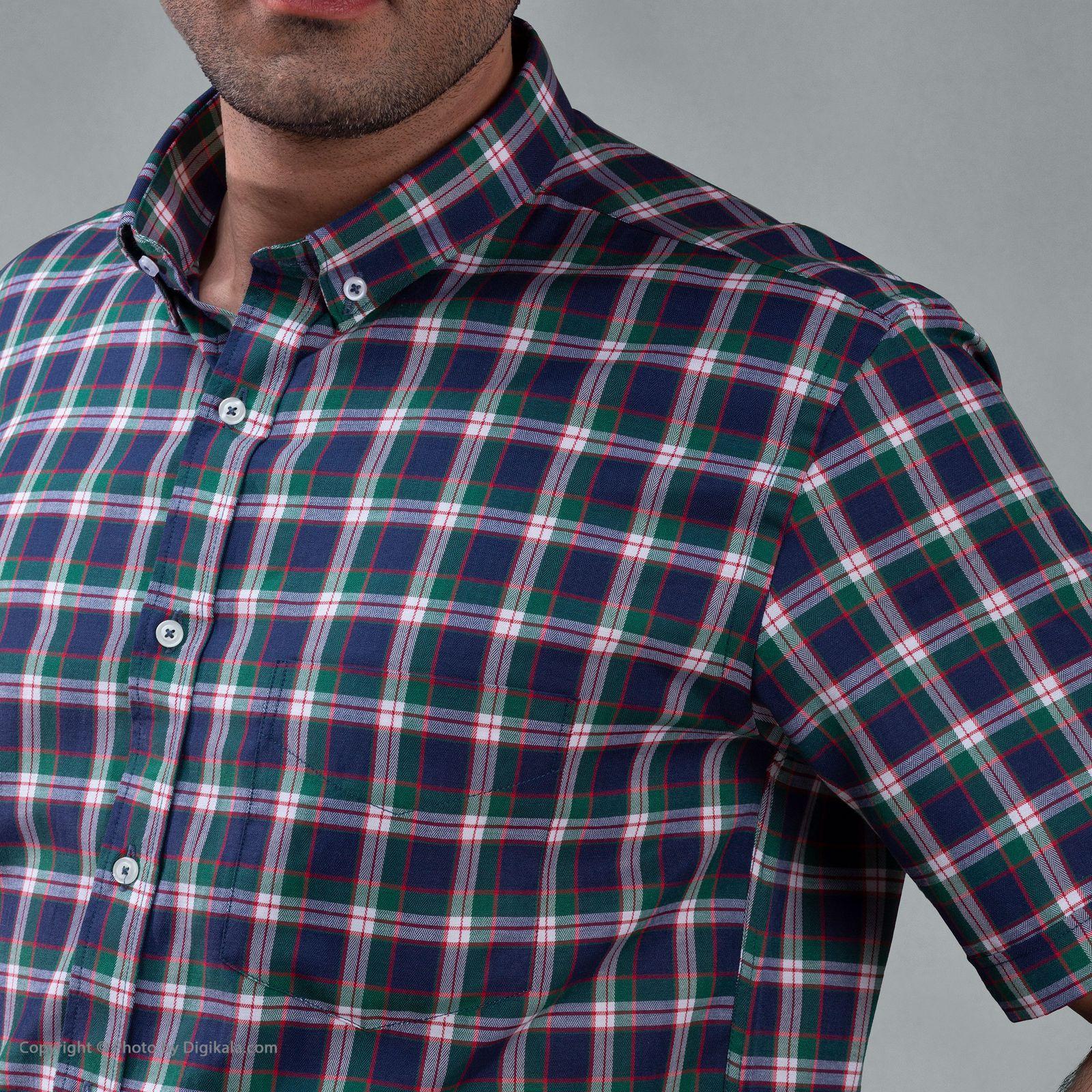 پیراهن مردانه زی مدل 1531228MC -  - 6