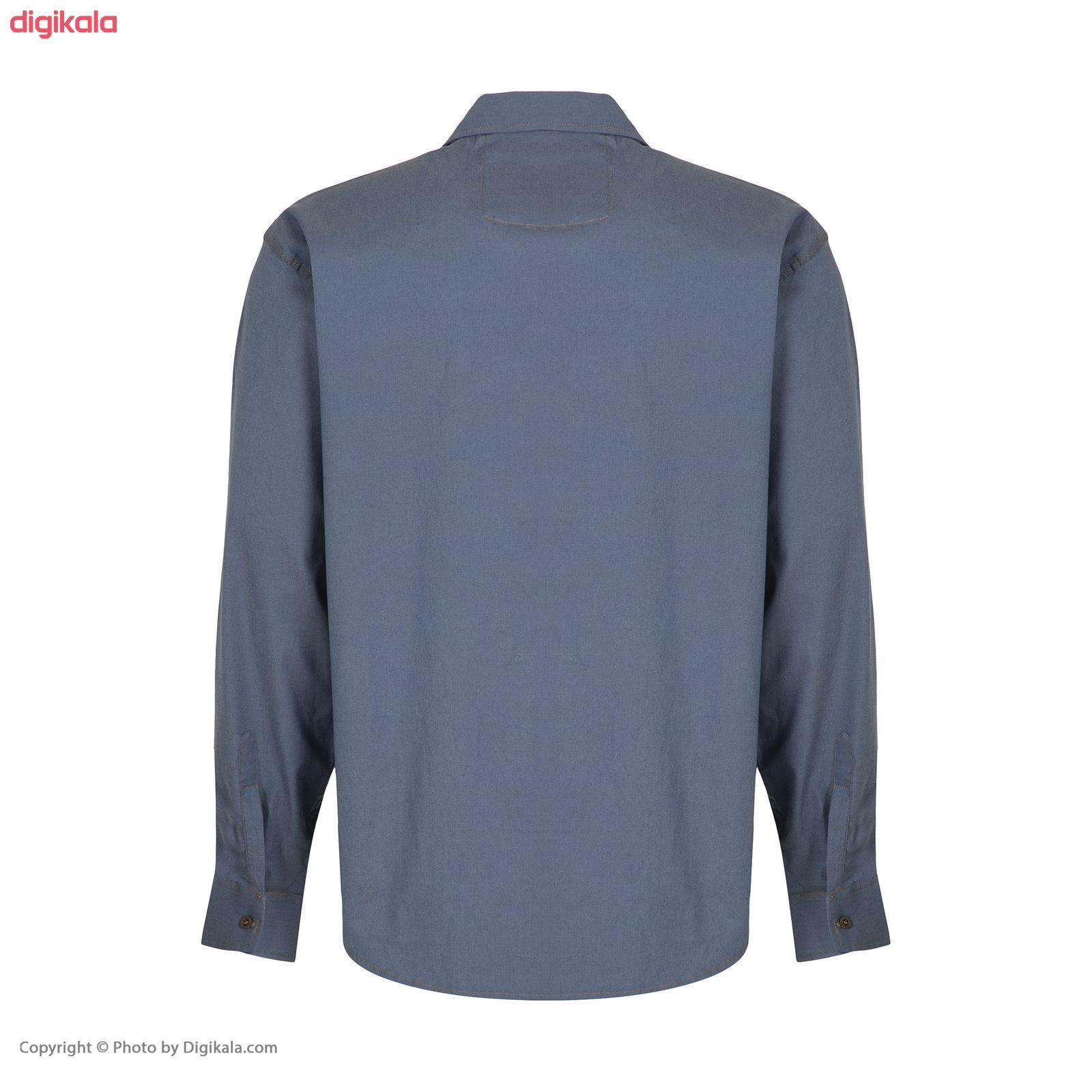 پیراهن آستین بلند مردانه کد CLF B2 MH-9904 main 1 4