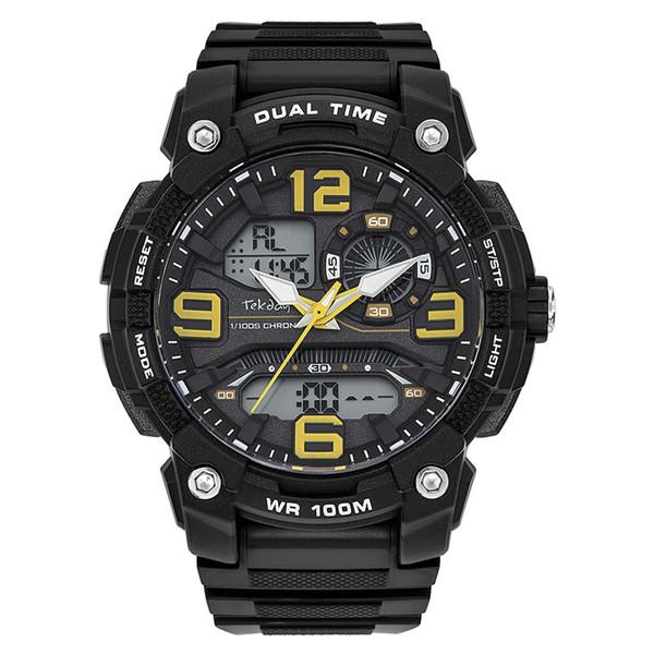 ساعت مچی عقربهای مردانه تِک دی مدل 655972