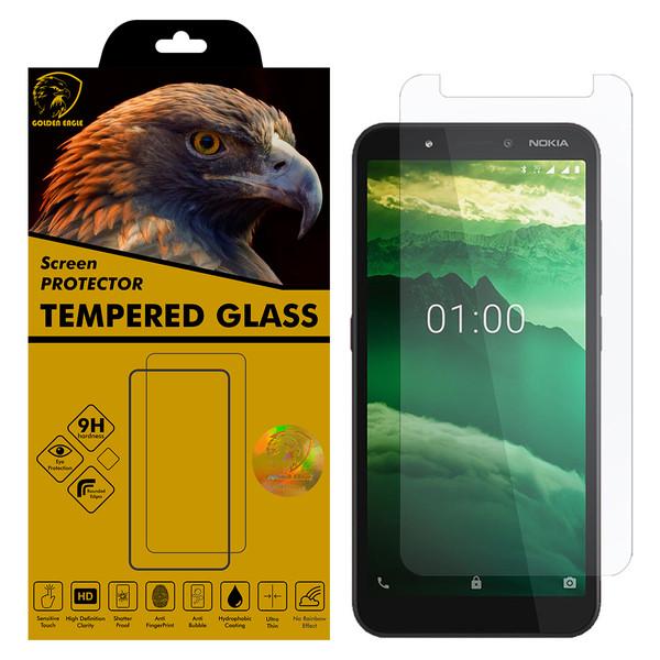 محافظ صفحه نمایش گلدن ایگل مدل GLC-X1 مناسب برای گوشی موبایل نوکیا C1