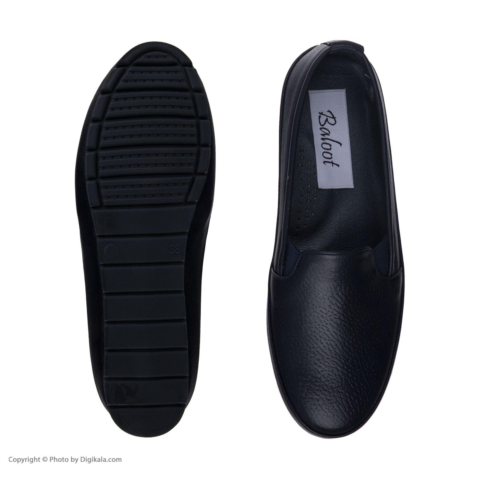 کفش روزمره زنانه بلوط مدل 5313A500103 -  - 4