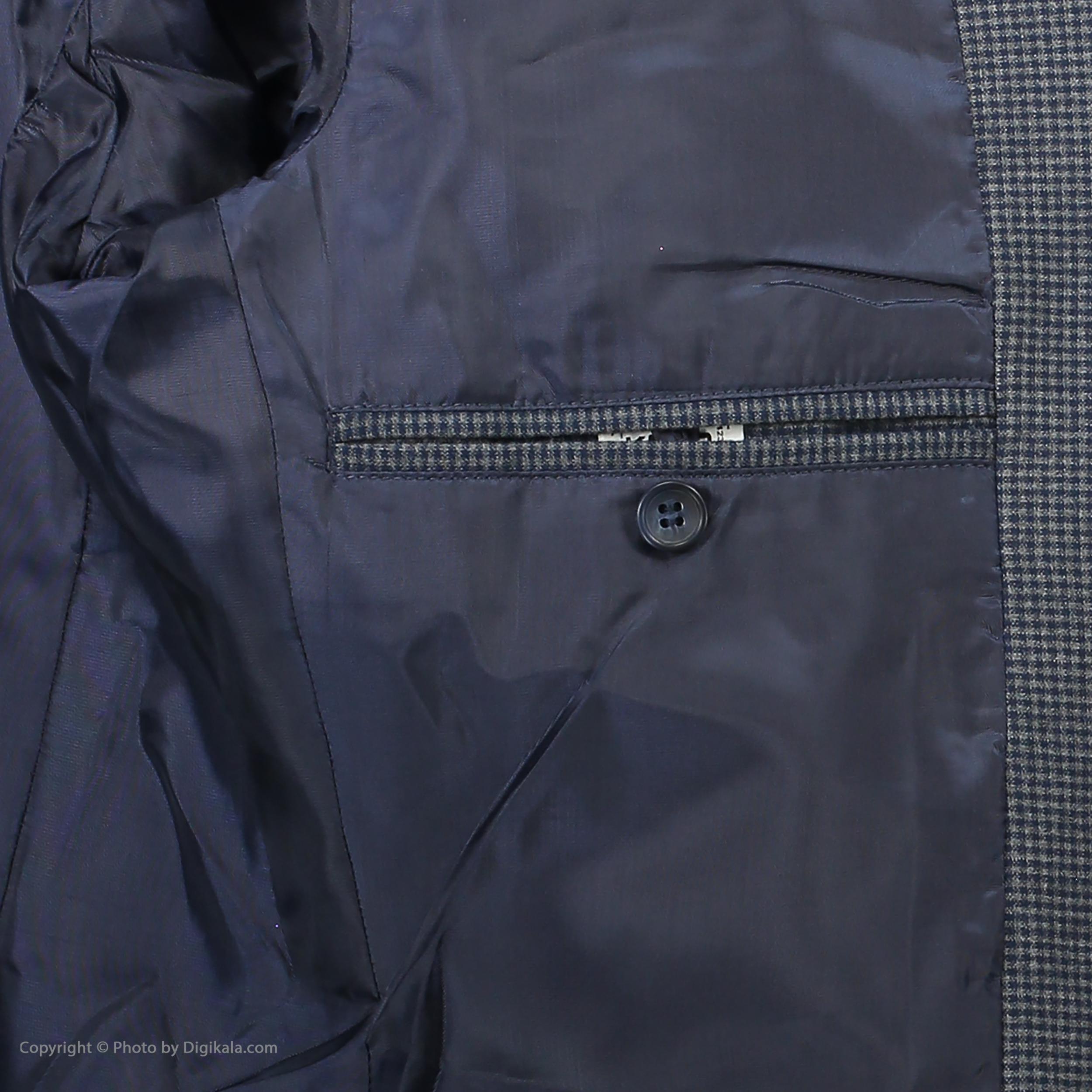 خرید                                     کت تک مردانه کوتون مدل 0yam59105nw