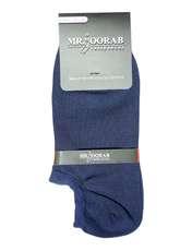 جوراب مردانه مستر جوراب کد BL-MRM 113 مجموعه 3 عددی -  - 4