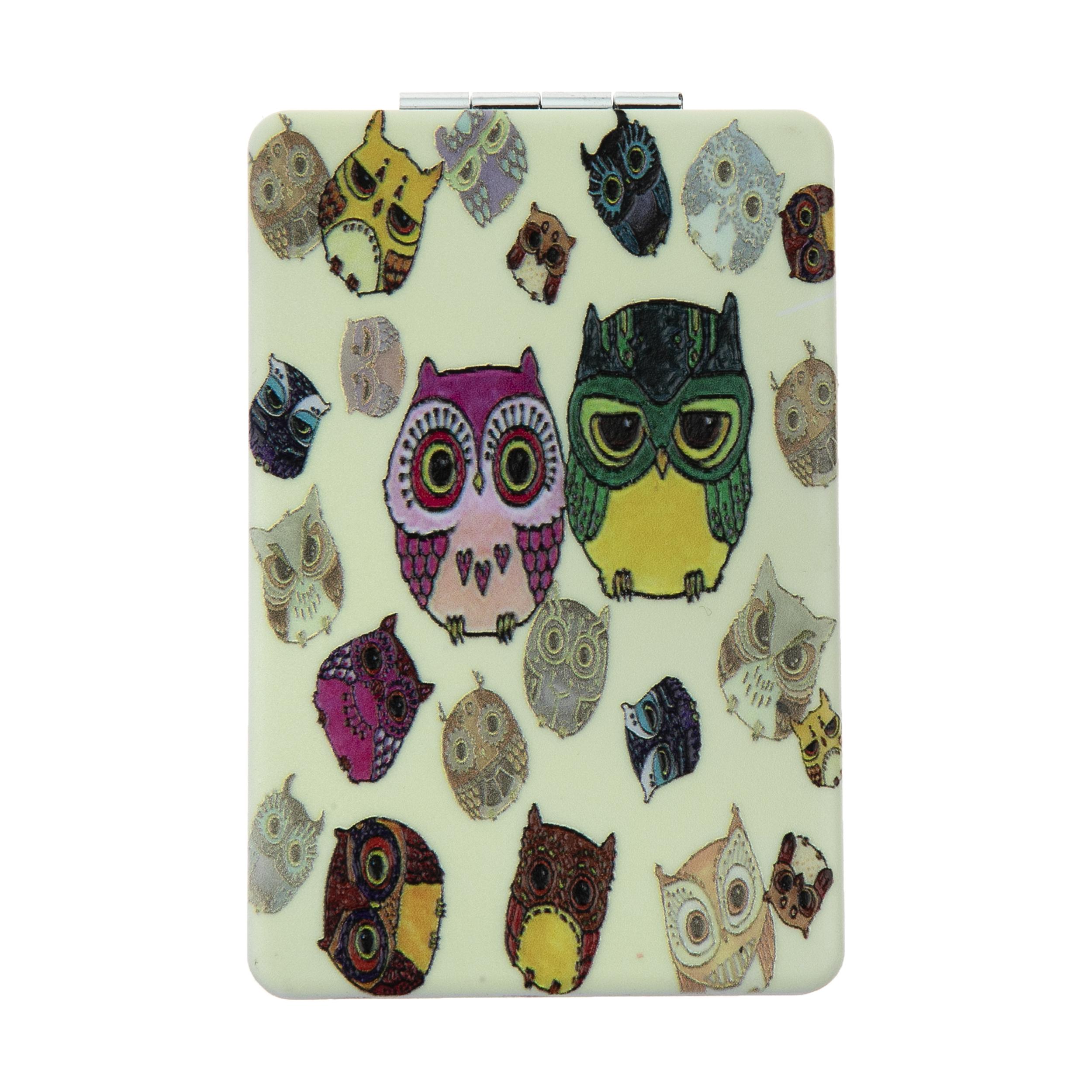 خرید                       آینه جیبی مدل OWL کد 28
