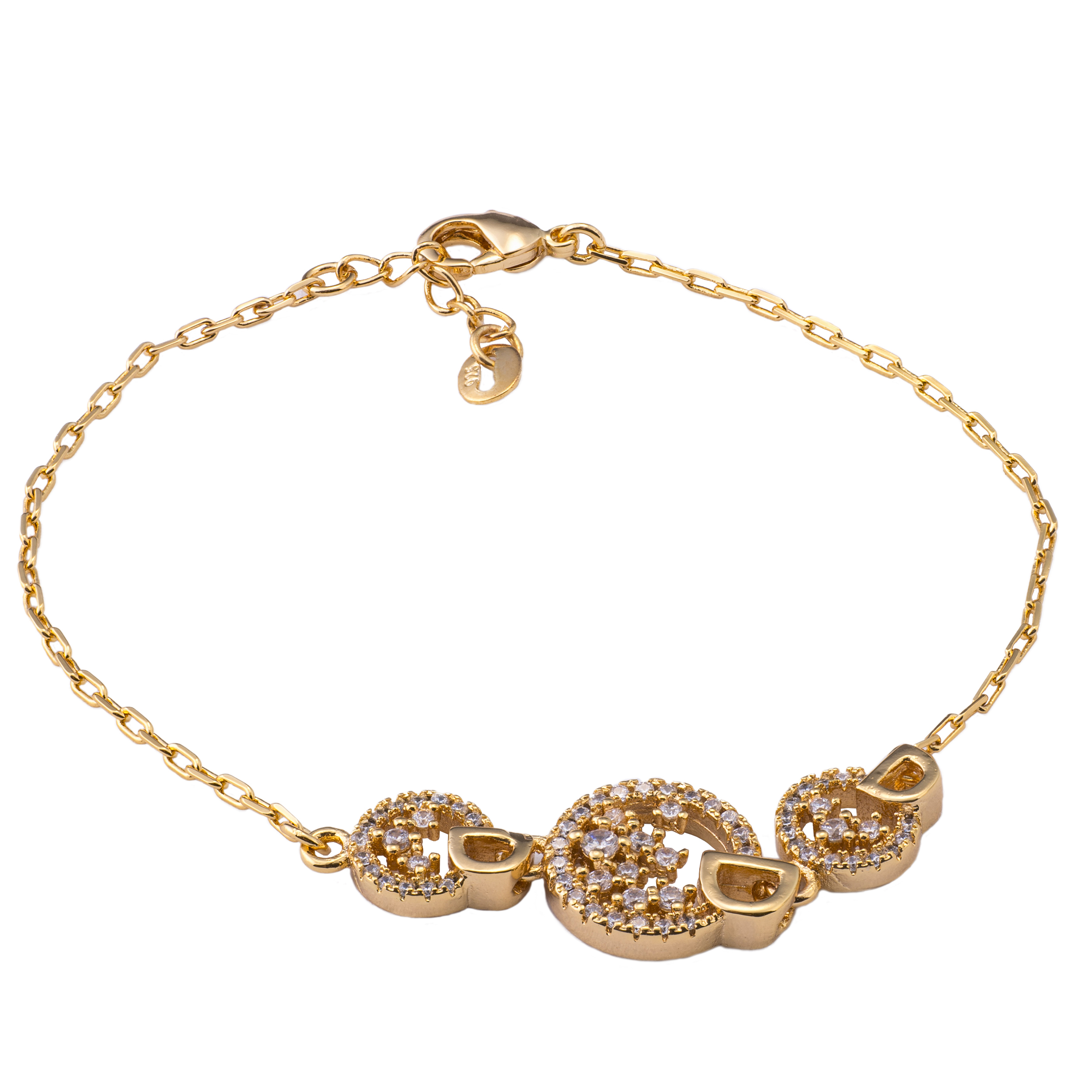 دستبند زنانه سینانر کد SN-B0256