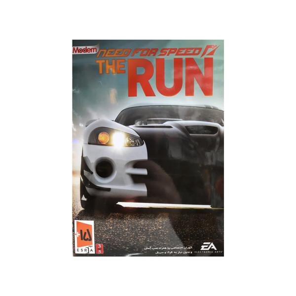 بازی نید فور اسپید the Run مخصوص pc