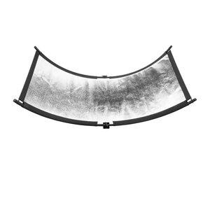 رفلکتور نیویر مدل نیم دایره سایز 180x100 سانتی متر