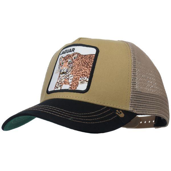 کلاه کپ مردانه گورین براز مدل JAGUAR_1895 کد 2021