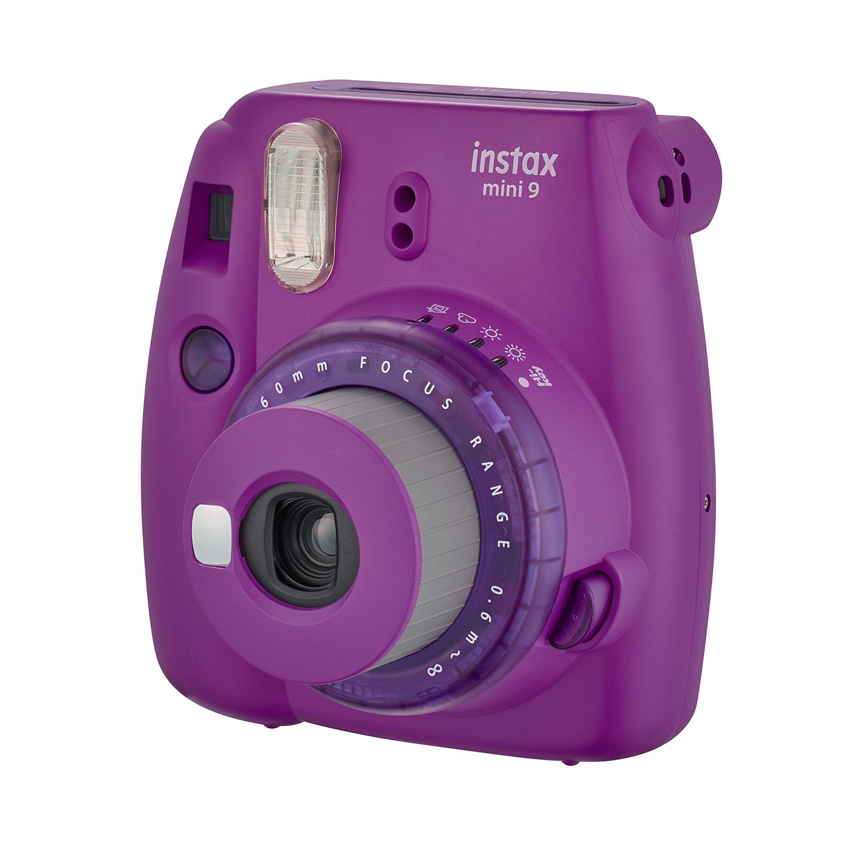دوربین عکاسی چاپ سریع فوجی فیلم مدل Instax Mini 9 Clear main 1 13