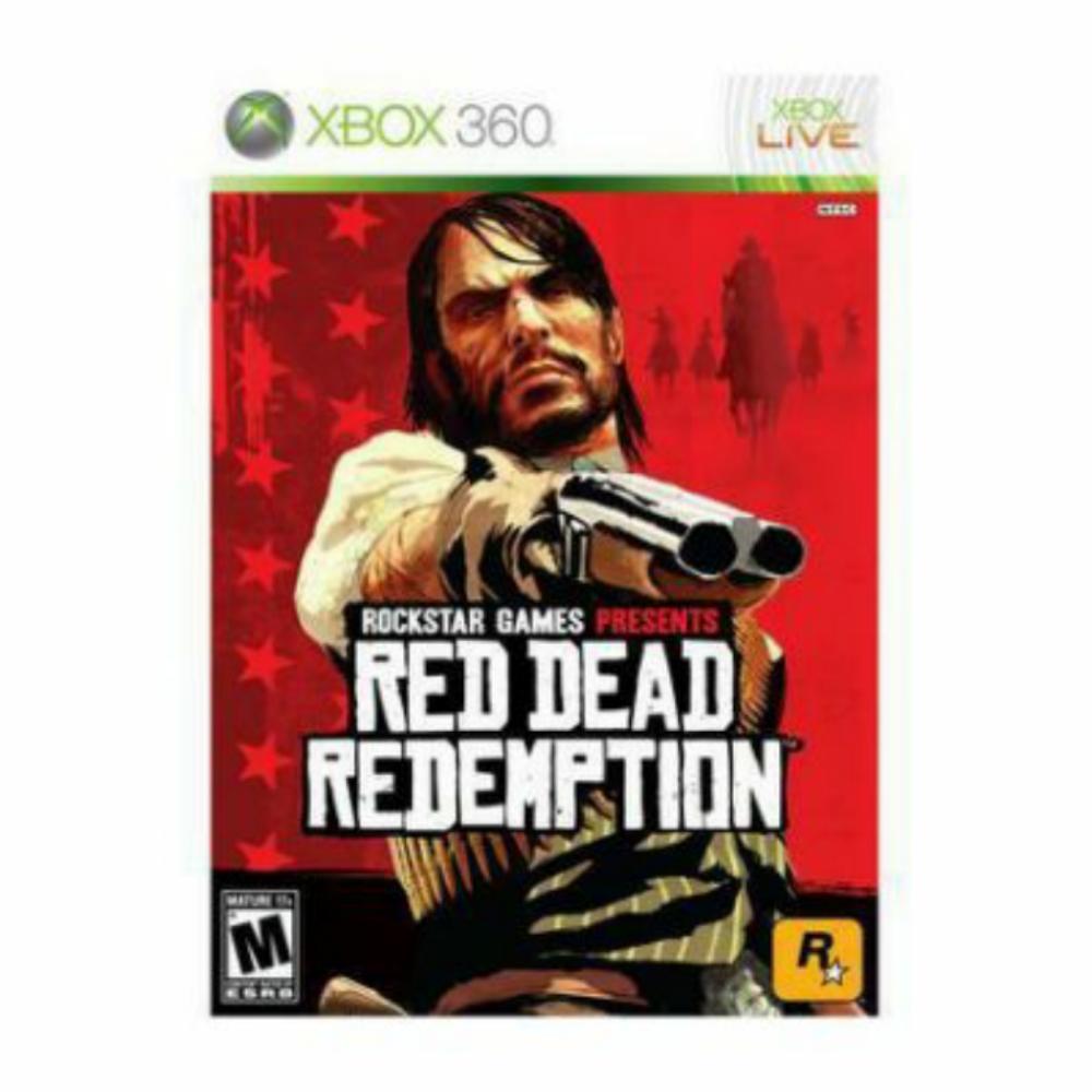 بازی Red Dead Redemption مخصوص XBOX 360