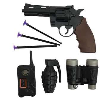 ست اسباب بازی تفنگ مدل naabsell2009