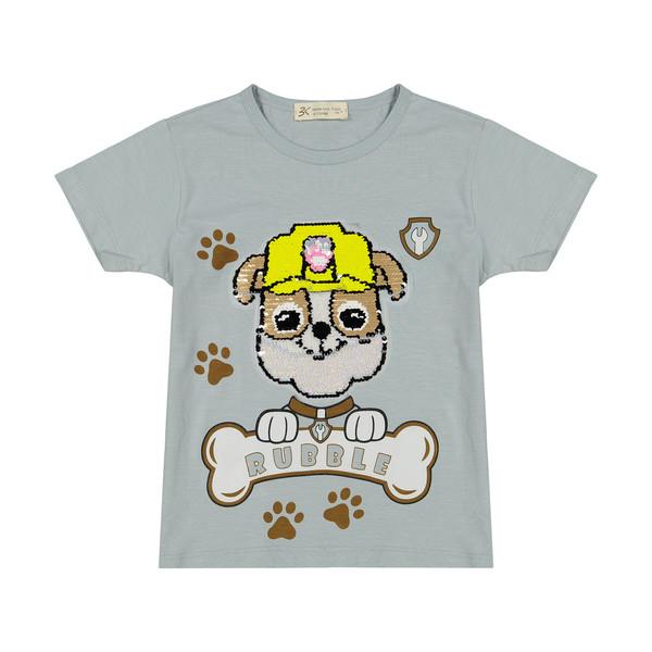 تی شرت بچگانه بی کی مدل 2211123-51