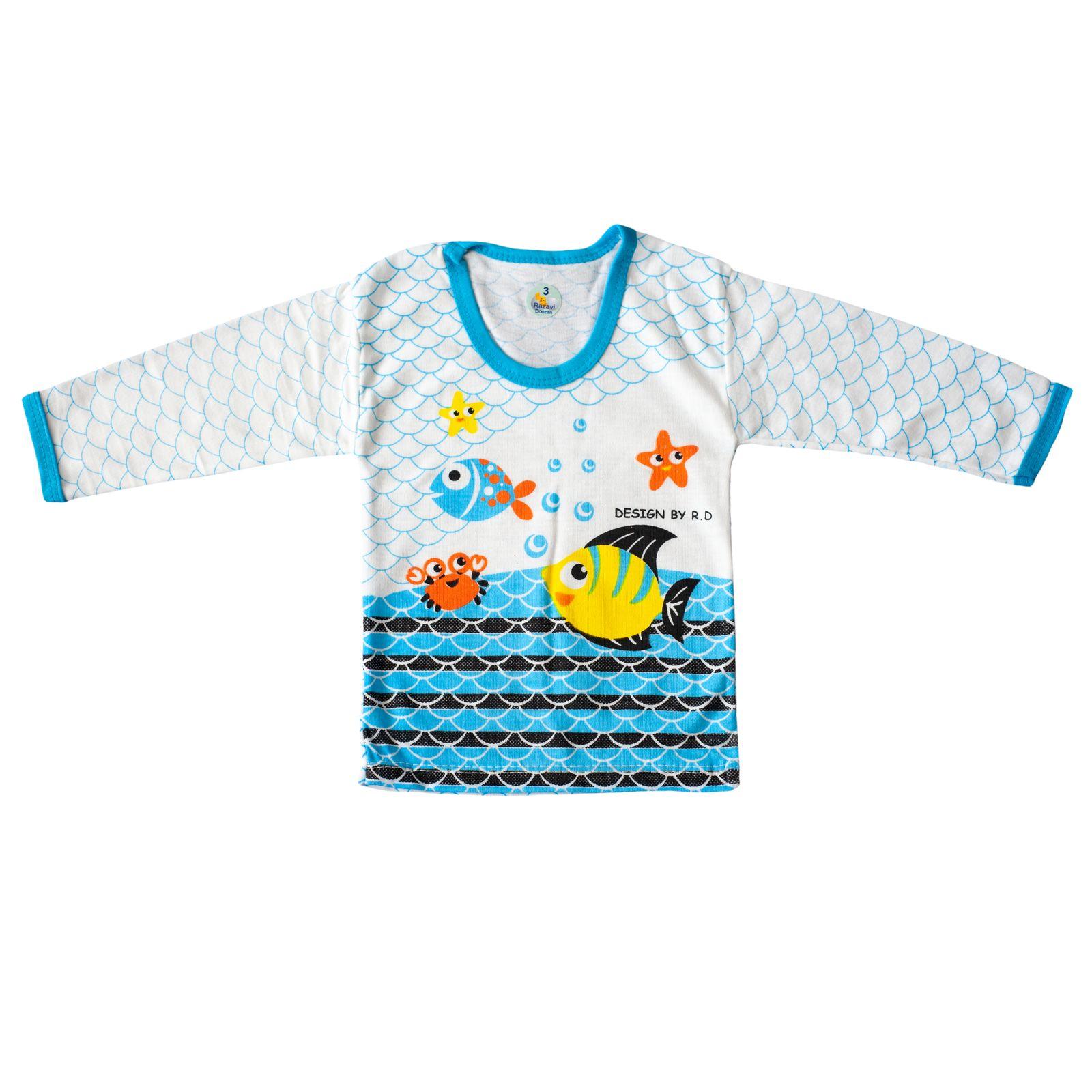 ست 5 تکه لباس نوزادی کد C15 -  - 6