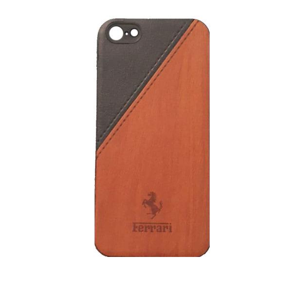 کاور طرح چرمی مدل A600 مناسب برای گوشی موبایل اپلiphone 5/5S