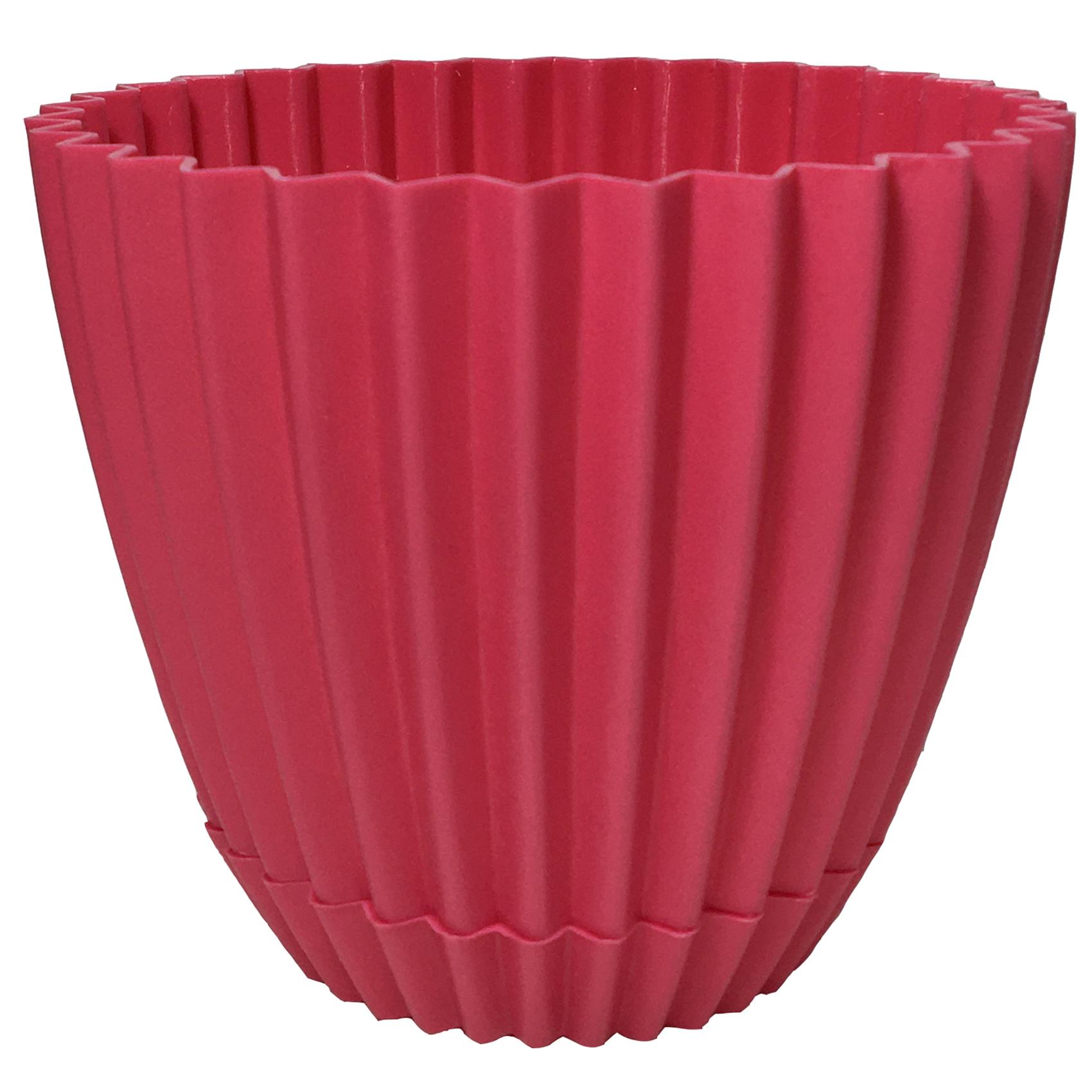 گلدان دانیال پلاستیک کد 1012 مجموعه 8 عددی thumb 4