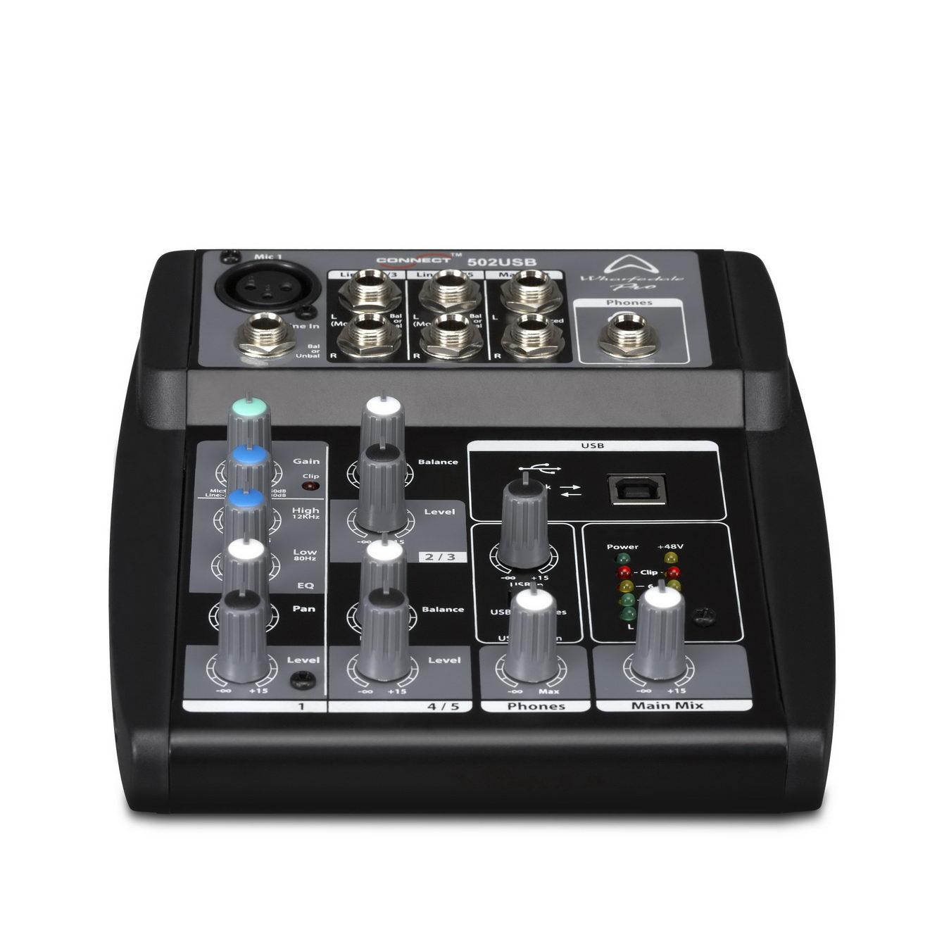 میکسر وارفیدل مدل Connect 502U
