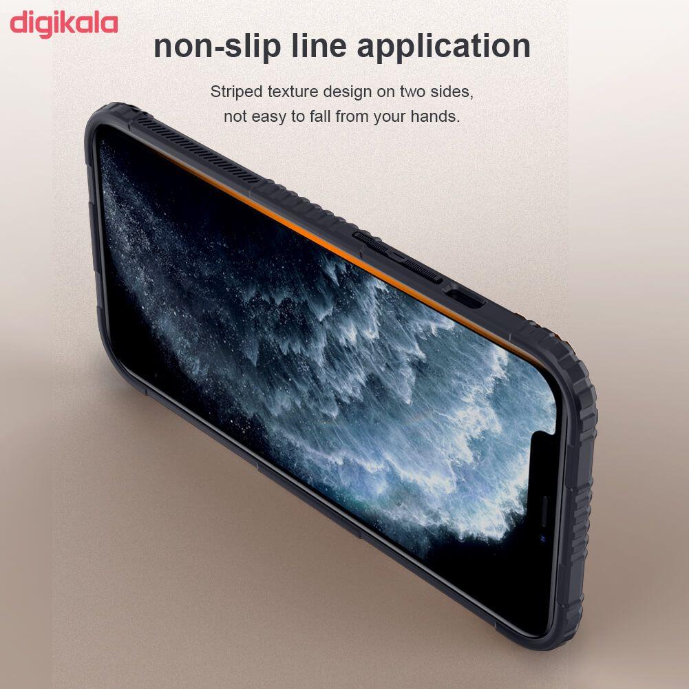 کاور نیلکین مدل Tactics مناسب برای گوشی موبایل اپل Iphone 12 Pro Max  main 1 8