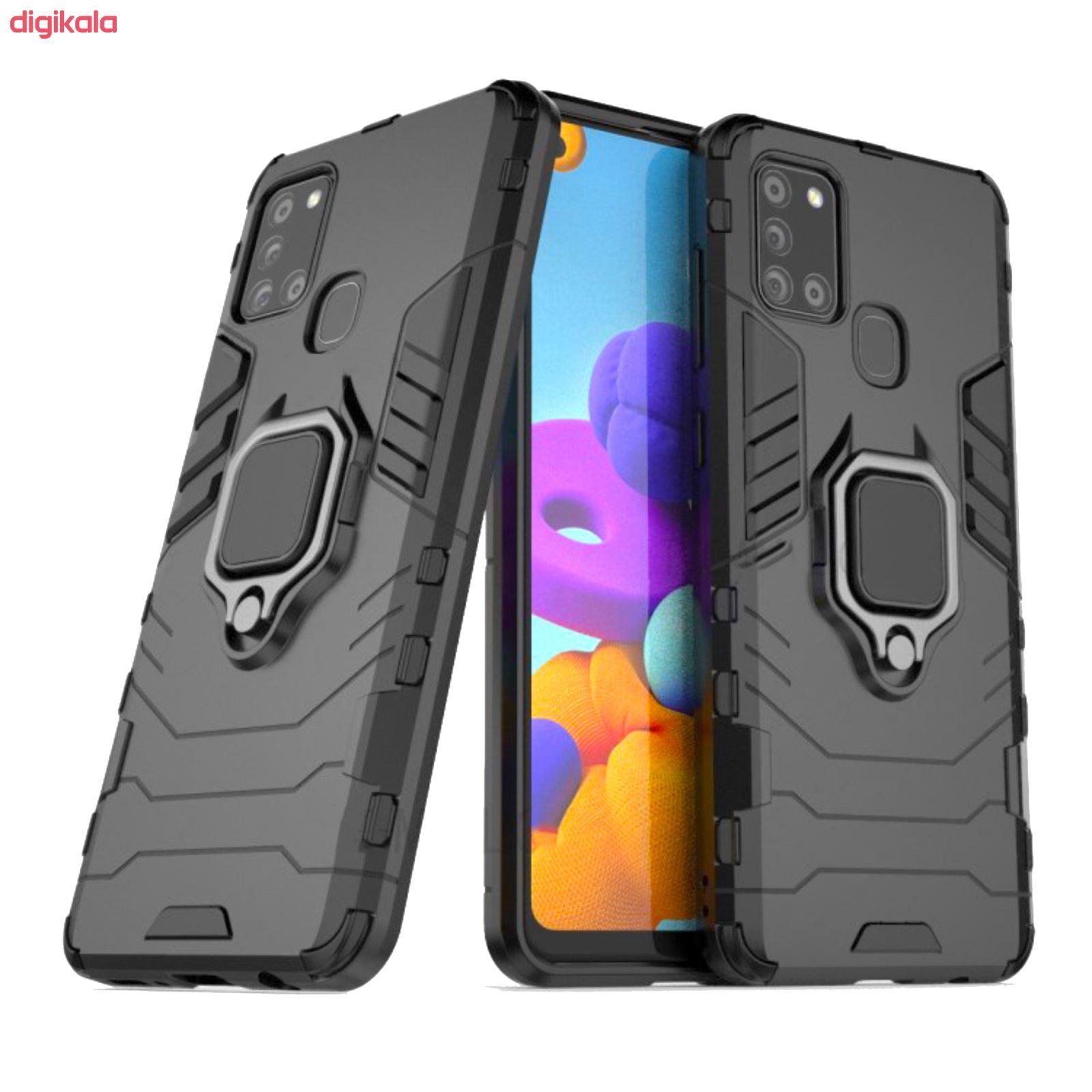 کاور مدل DEF02 مناسب برای گوشی موبایل سامسونگ Galaxy A21s main 1 2