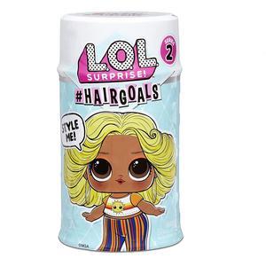 اسباب بازی شانسی ال او ال سوپرایز مدل Hairgoals