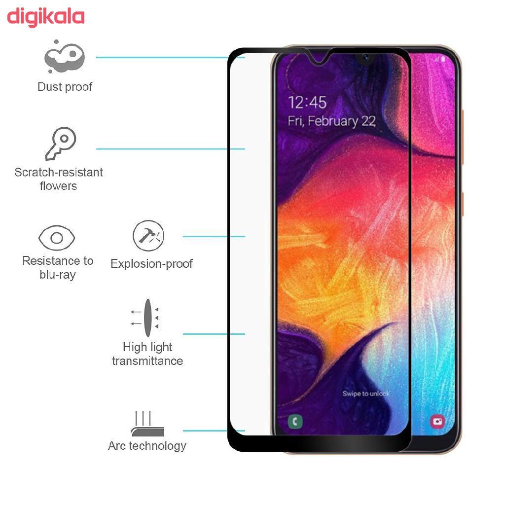 محافظ صفحه نمایش فوکس مدل PT001 مناسب برای گوشی موبایل سامسونگ Galaxy A30 main 1 7