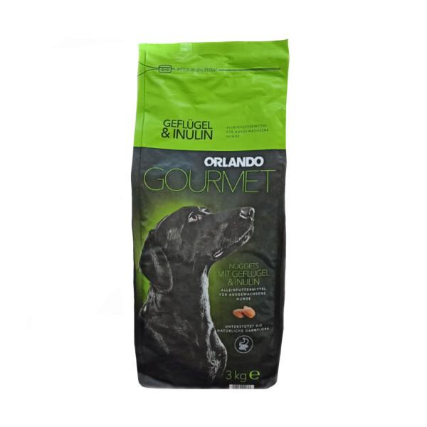 غذای خشک سگ اورلاندو مدل 036 وزن 3 کیلوگرم