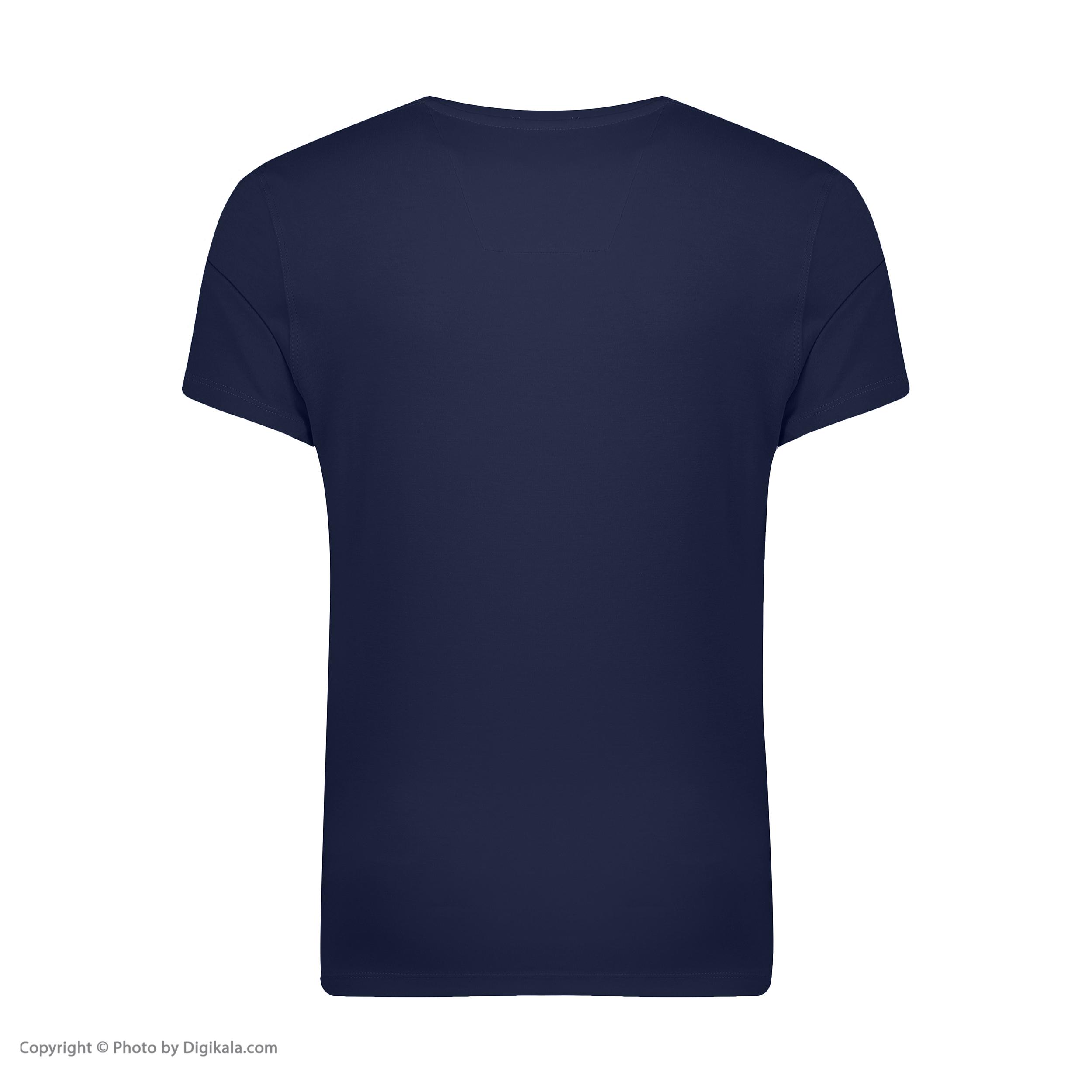 تیشرت آستین کوتاه مردانه برندس مدل 2289C02 -  - 4