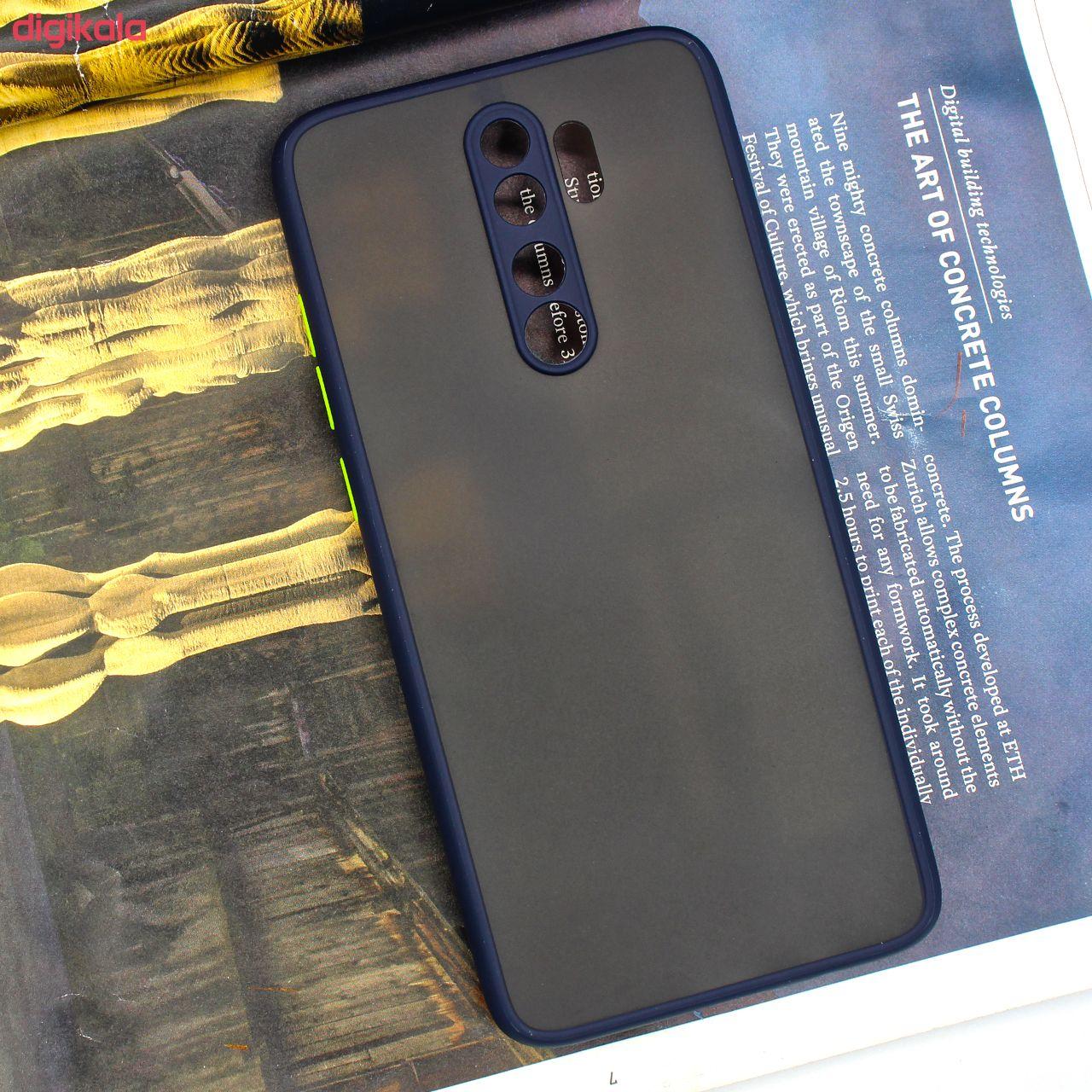 کاور کینگ پاور مدل M22 مناسب برای گوشی موبایل شیائومی Redmi Note 8 Pro main 1 16