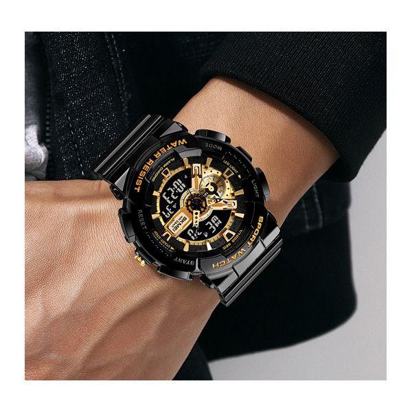 ساعت مچی دیجیتال اسکمی مدل 88-16 کد 01 -  - 7