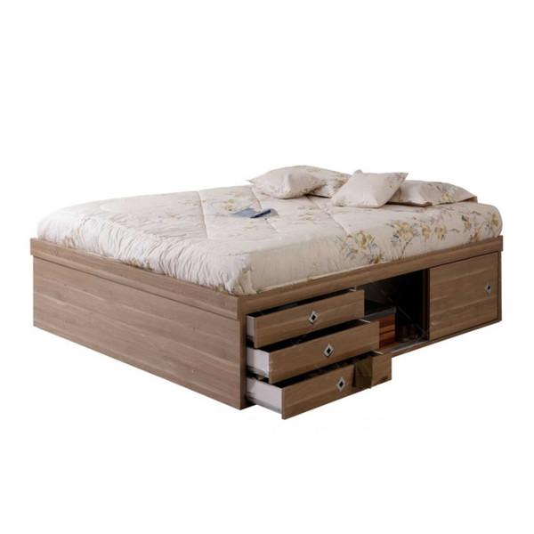 تخت خواب دو نفره مدل اورنگ سایز 200 × 160 سانتی متر