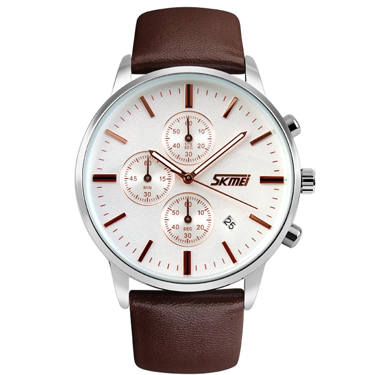 ساعت مچی عقربه ای مردانه اسکمی مدل 9103GH-NP              ارزان