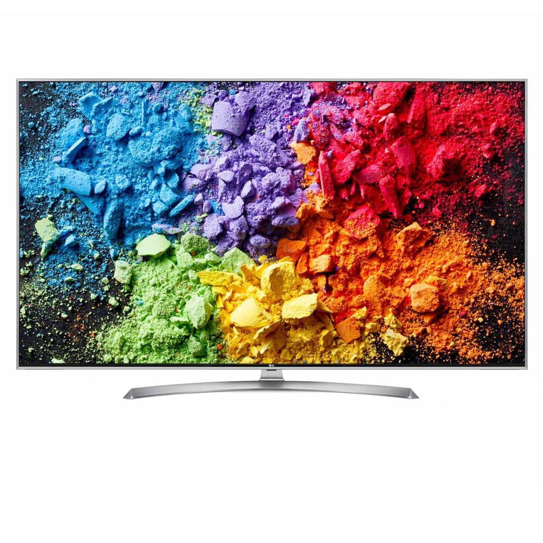 تلویزیون ال ای دی هوشمند ال جی مدل 49UK77000GI سایز 49 اینچ