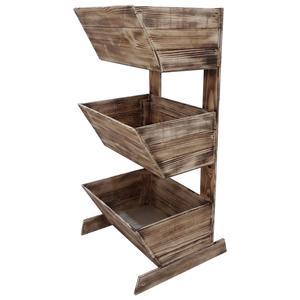قفسه چوبی کد 081