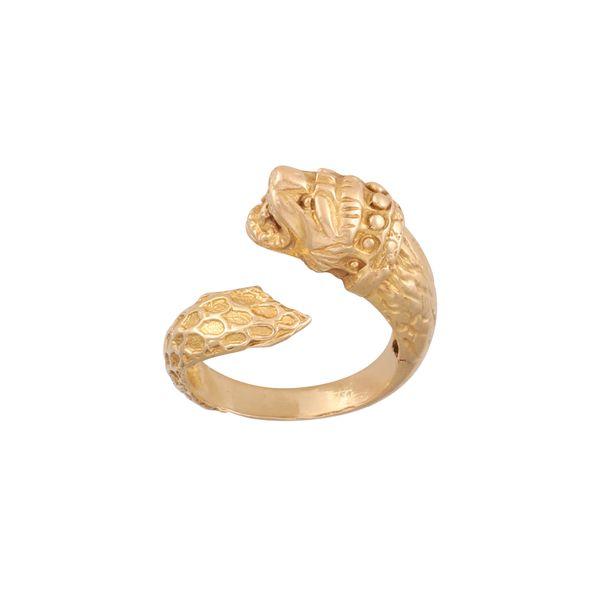 انگشتر طلا 18 عیار زنانه کد G945