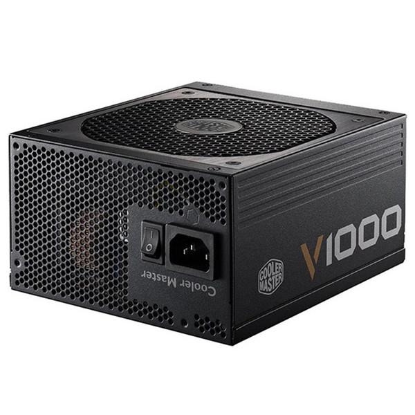 منبع تغذیه کامپیوتر ماژولار کولر مستر مدل V1000